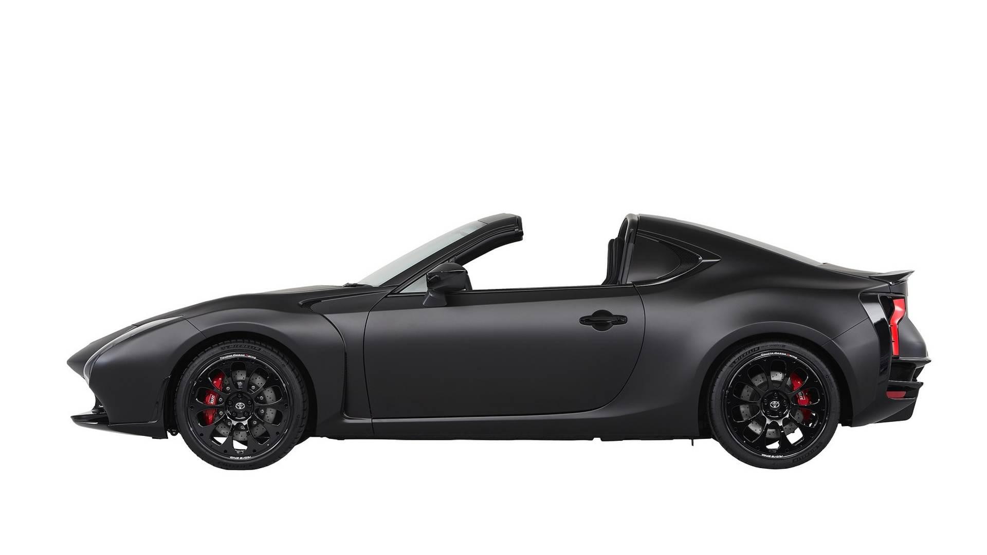 Oficial: Toyota GR HV Sports Concept, ¿el anticipo del nuevo GT 86, o...?
