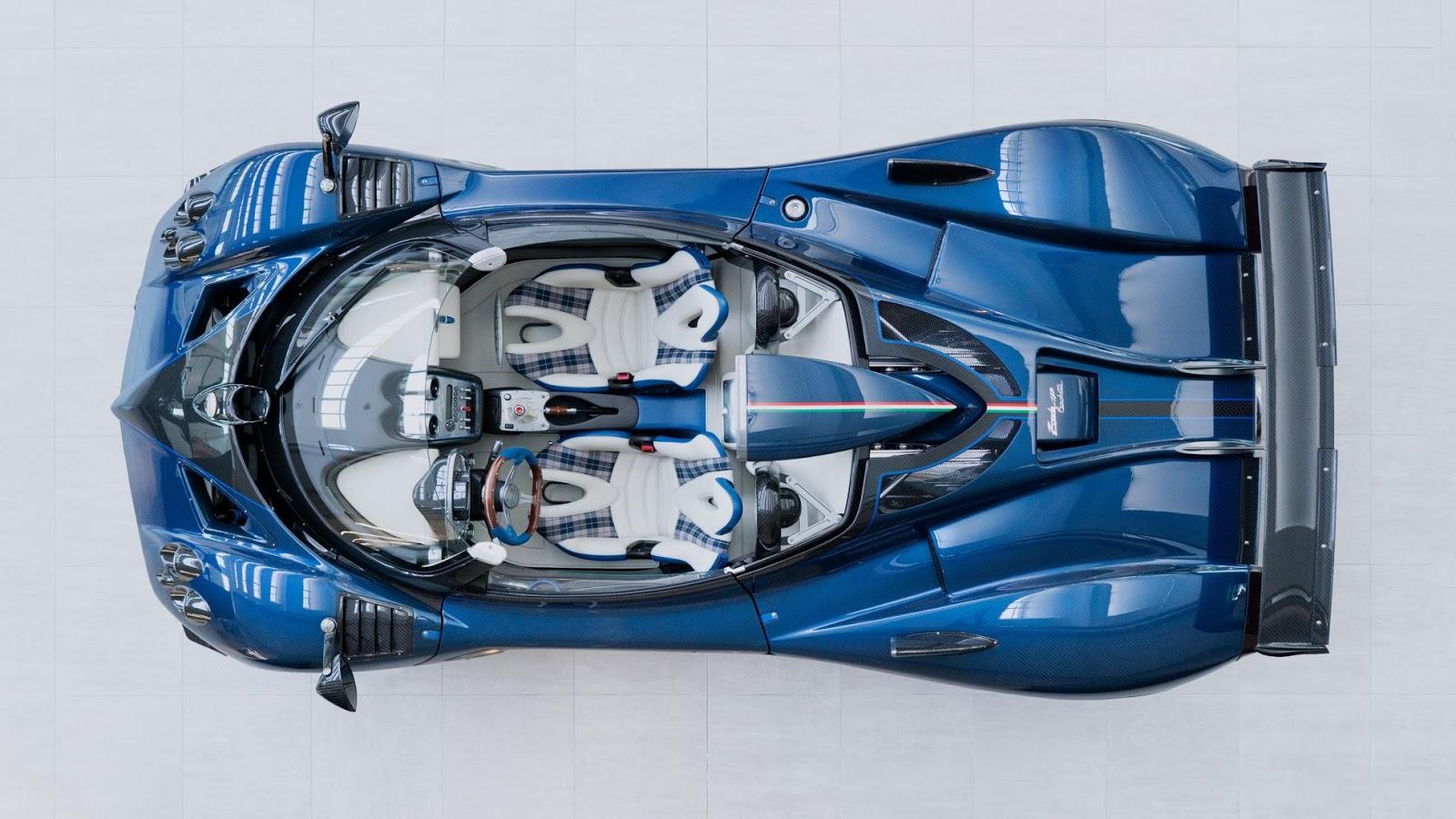 Pagani lanza su programa de restauración para devolver sus coches a sus días de gloria