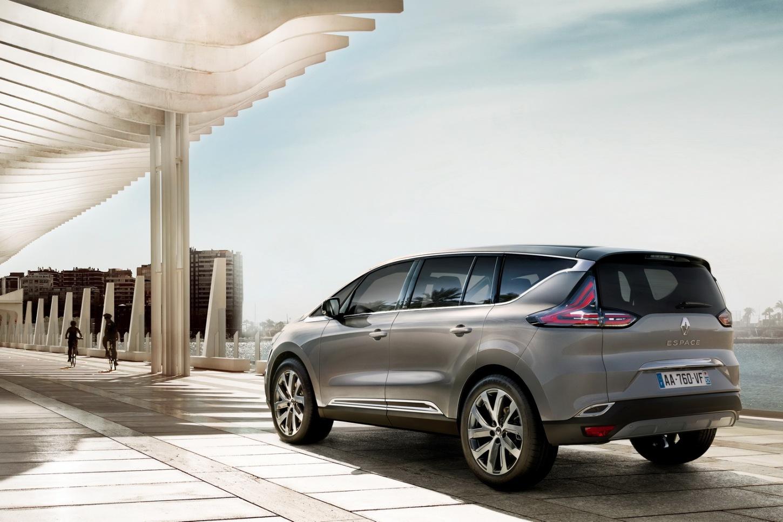 Renault Espace ICON: Para aquellos que busquen más equipamiento