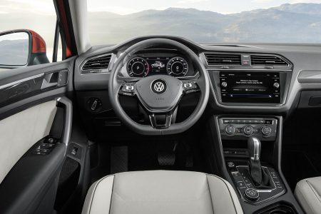 Volkswagen Tiguan Allspace: Así queda la gama de precios del SUV de siete plazas en España