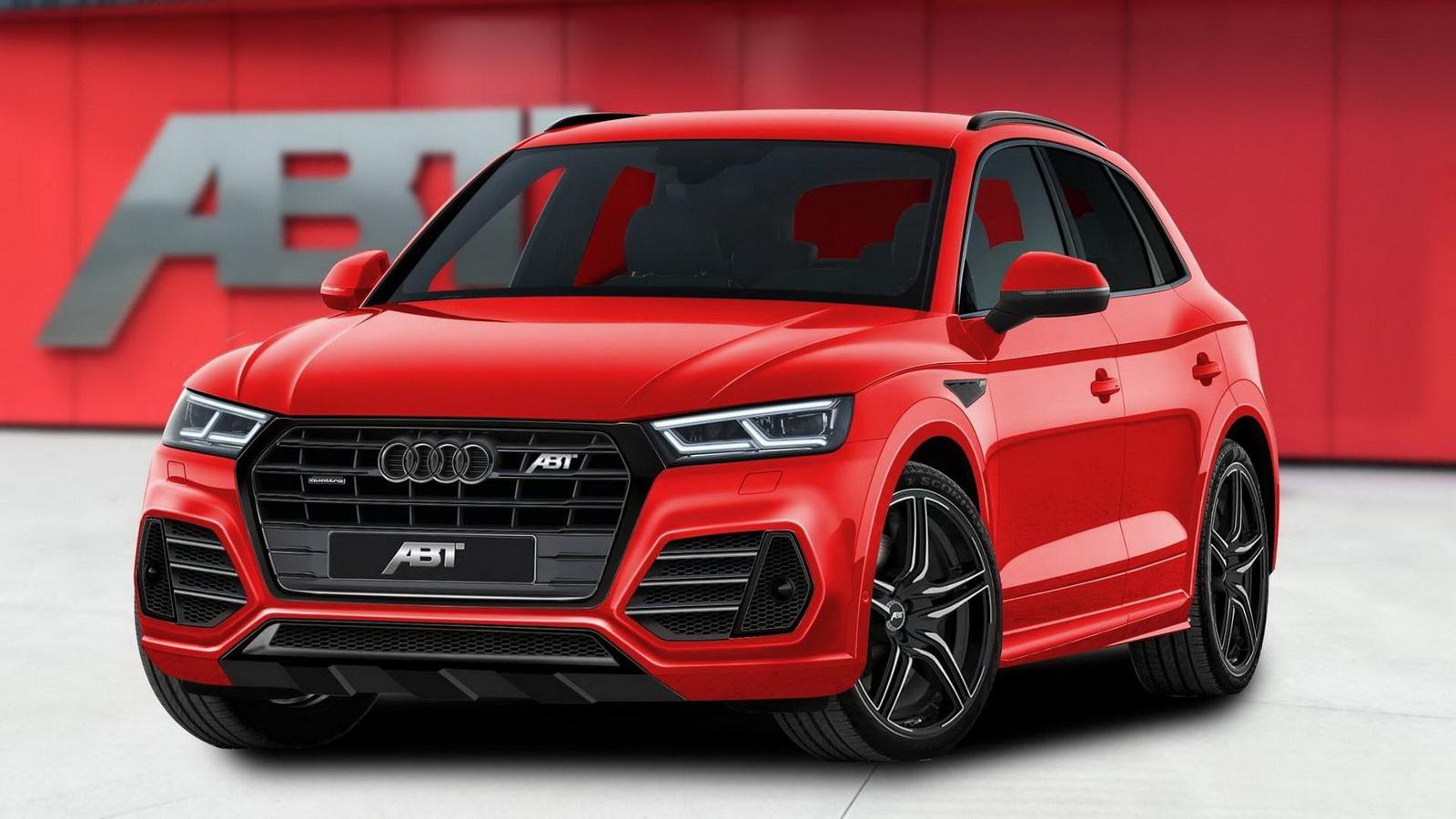Audi SQ5 por ABT: 425 CV y un kit estético que no deja indiferente