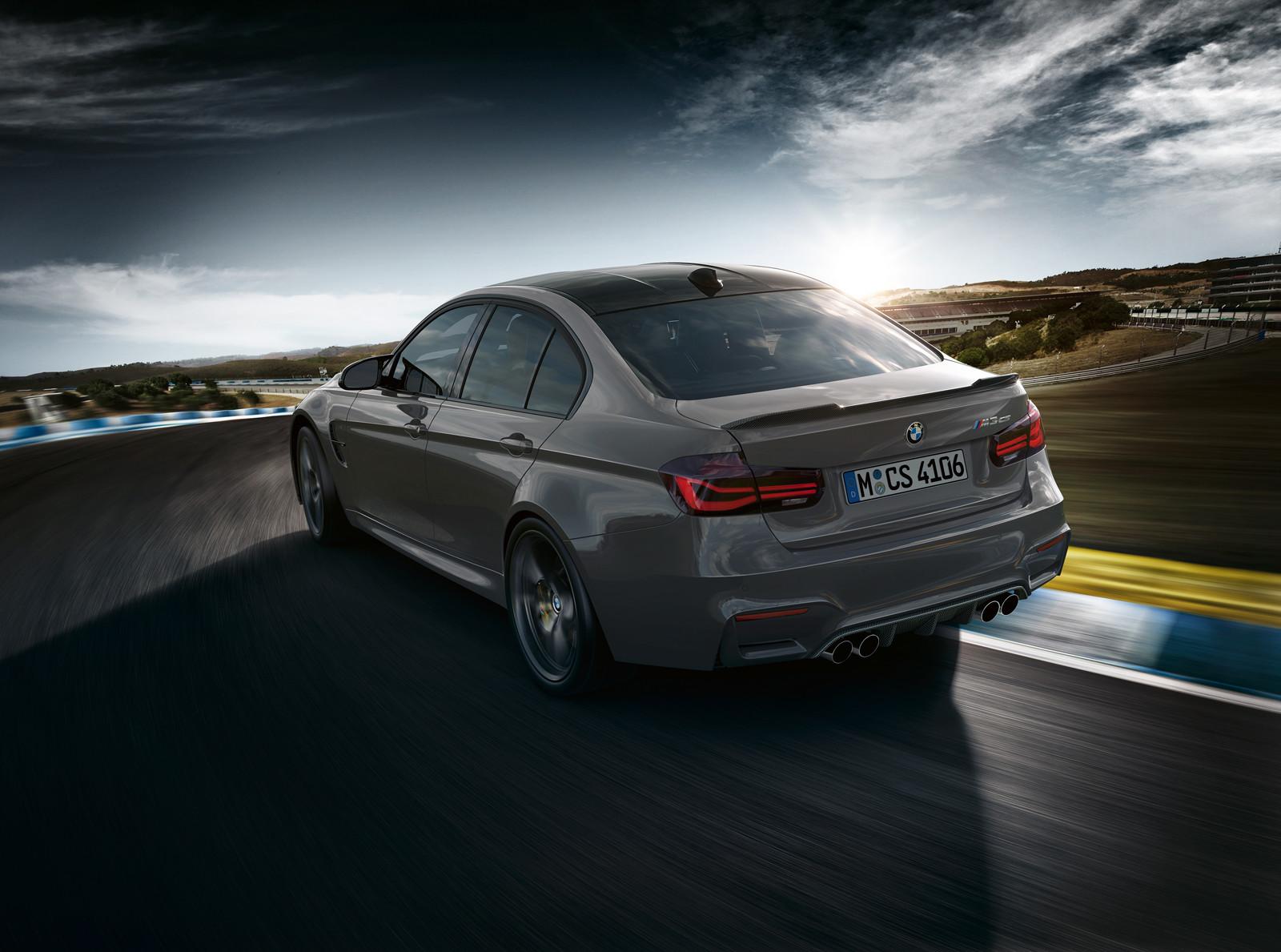 El BMW M3 CS ya tiene tiempo en el 'Ring: más lento que el Alfa Giulia QV