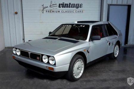 ¿Cuánto pagarías por un Lancia Delta S4 Stradale con 784 kilómetros? Este vale medio millón de euros