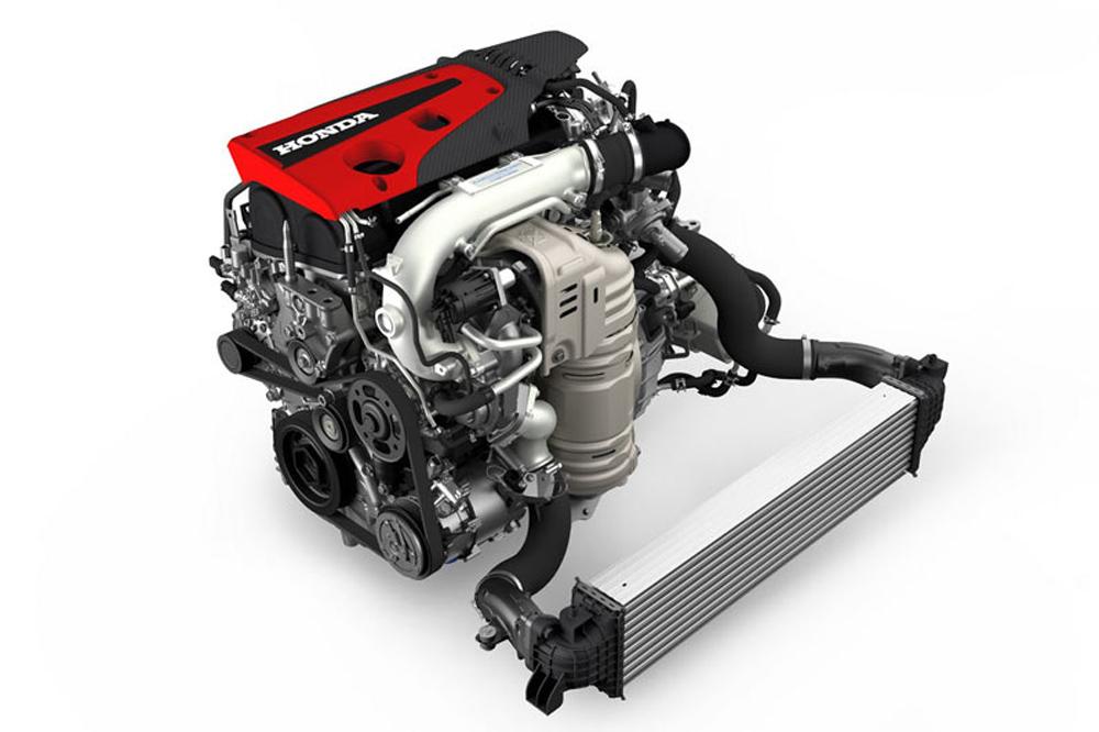 En Estados Unidos Te Puedes Comprar Por Separado El Motor Del Honda Civic Type R O El Hellcat De