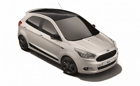 Ford KA+ Color Edition 2018: Reforzando su personalidad