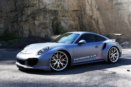Gemballa GT Concept: Llevando el Porsche 911 Turbo hasta el infinito y más allá