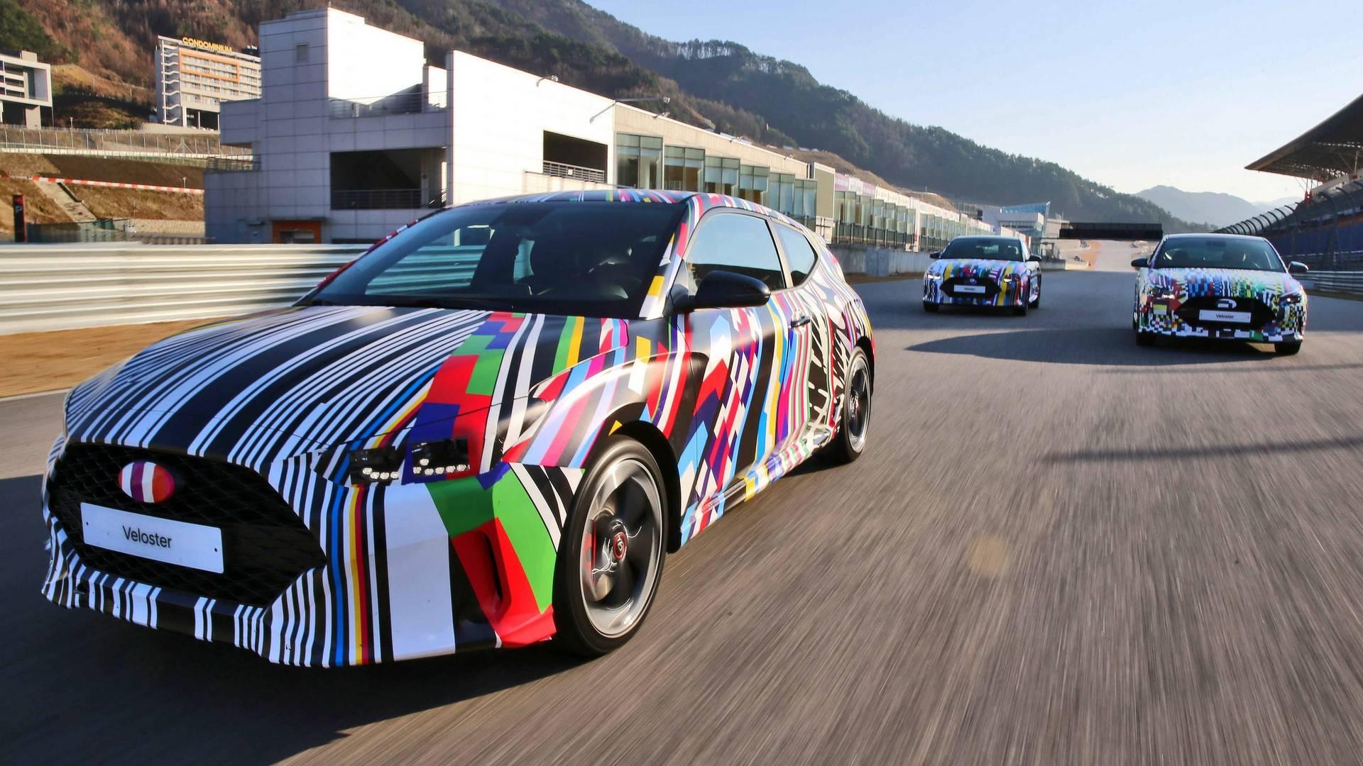 Hyundai nos anticipa el nuevo Veloster de una forma muy original