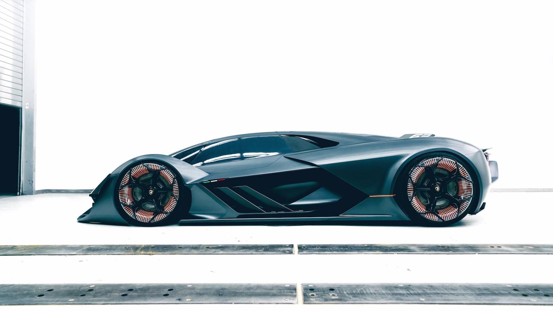 Lamborghini Terzo Millennio: el futuro es eléctrico