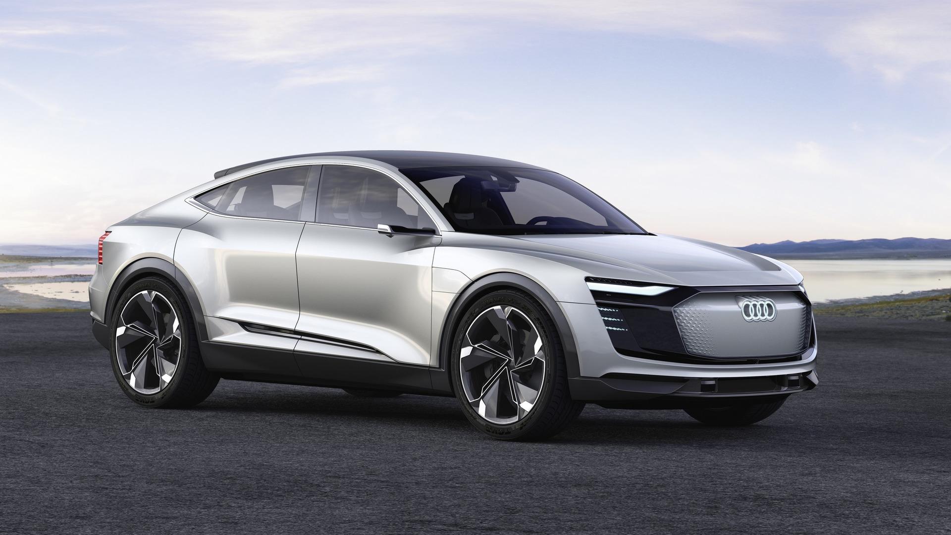 Más modelos eléctricos en Audi: cinco en cinco años