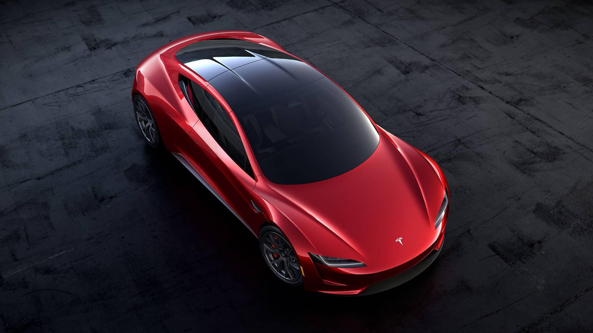 El nuevo Tesla Roadster levitará sobre el suelo