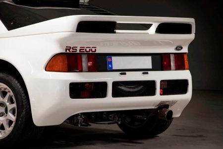 Ford RS200 Evolution Grupo B a subasta: Necesitarás más de 200.000 euros para hacerte con él