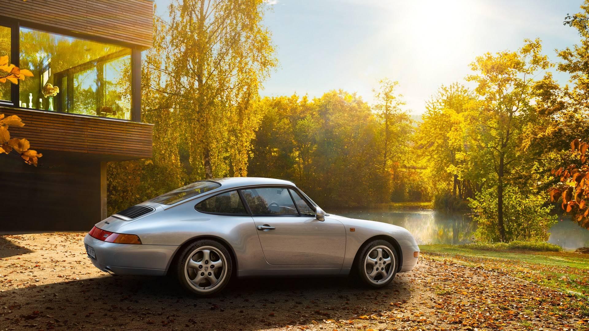 Porsche lanza un sistema antirrobo con GPS para sus modelos clásicos