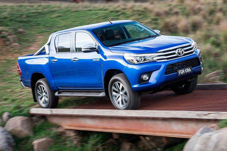 Toyota Hilux 2018: El pickup japonés estrena nuevos acabados