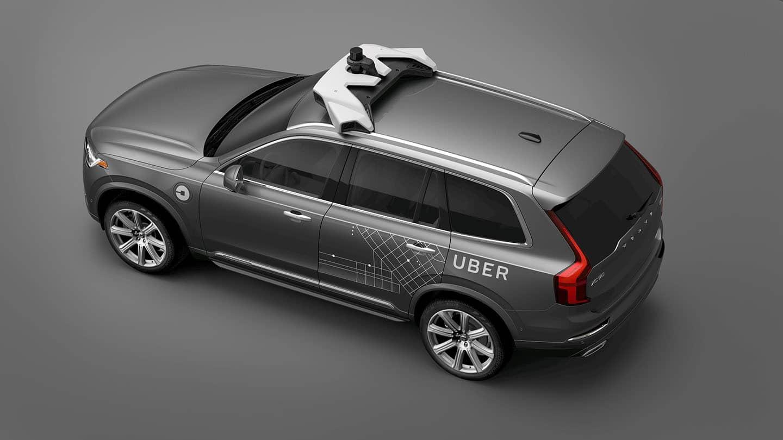Uber encarga 24.000 unidades de Volvo para su futura flota de vehículos autónomos: La figura del chófer desaparecerá