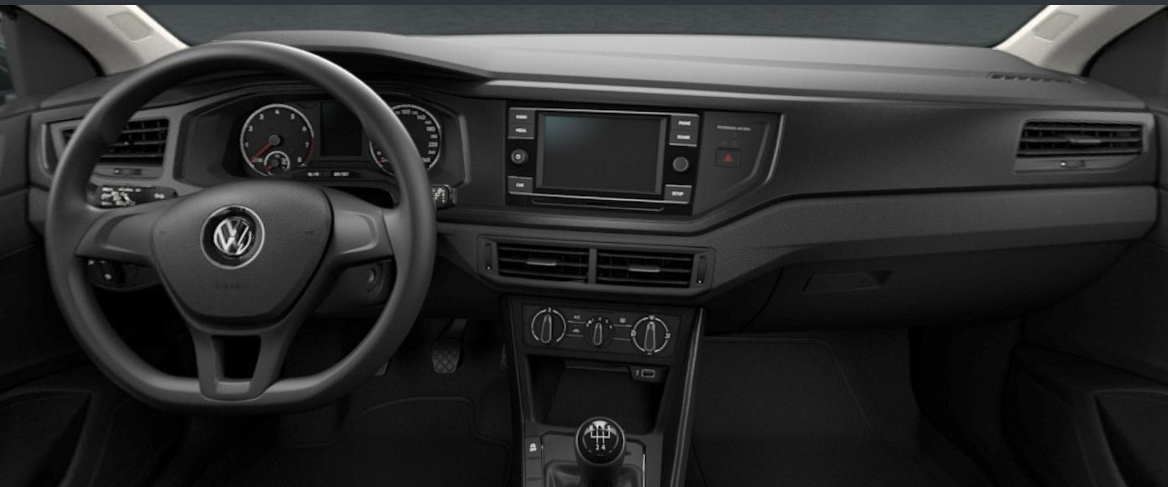 Volkswagen lanza el Polo 1.0 TGI en España: La variante capaz de funcionar con metano