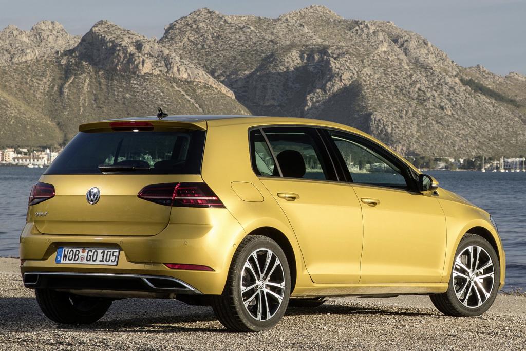 Ya disponible el motor 1.4 TSI de 125 en el Volkswagen Golf Sport
