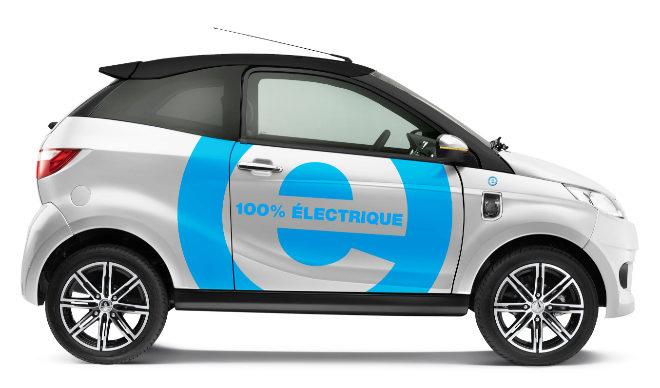 Aixam lanza su gama de vehículos 100% eléctricos en España: Desde 14.790 euros