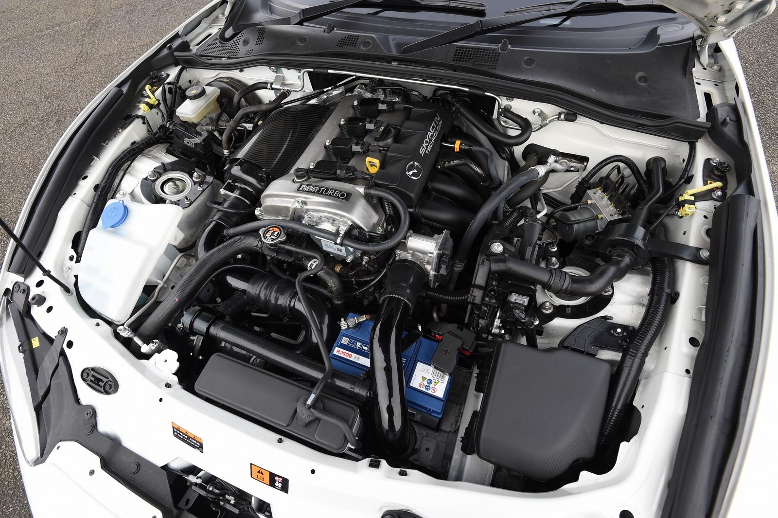 BBR lanza también un kit turbo para el Mazda MX-5 con motor 1.5 SkyActiv-G