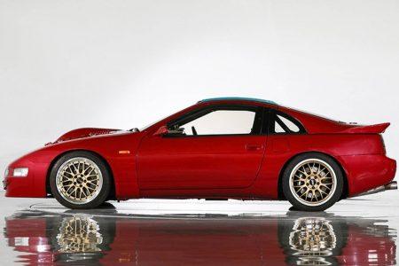 Este Nissan 300ZX puede alcanzar los 421 km/h y ahora puede ser tuyo
