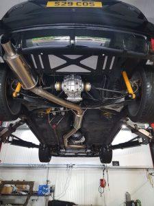 Hacerte con un Ford Focus mk1 con motor Cosworth es posible, aunque eso sí, con volante a la derecha