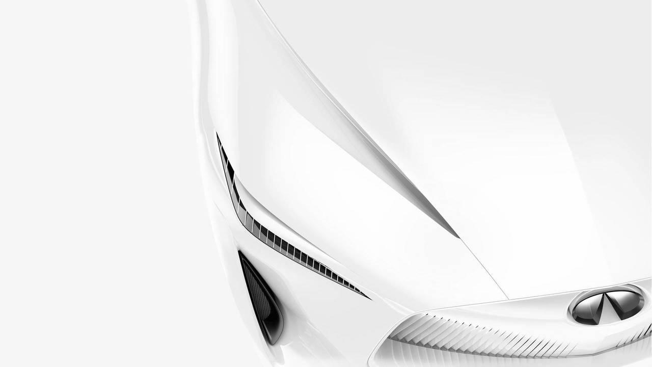 Infiniti anticipa un nuevo prototipo para Detroit, podría llegar al mercado