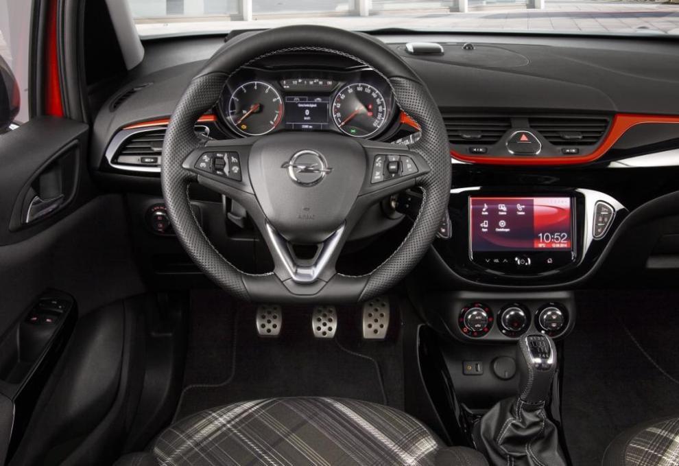 La gama del Opel Corsa 2018 prescinde de los motores diésel y el OPC