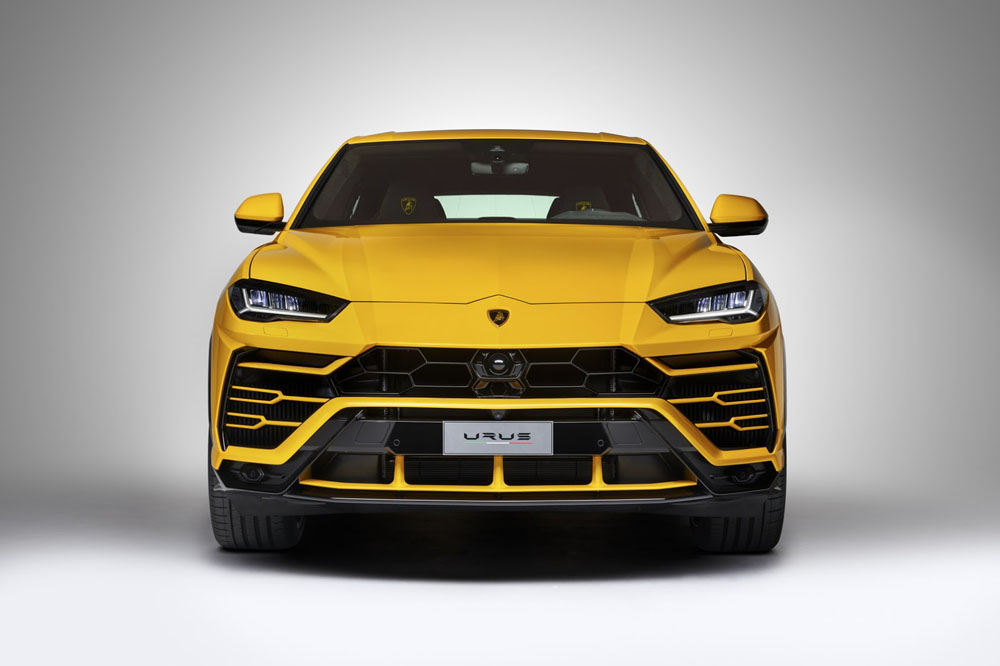 Lamborghini Urus V8 Hybrid: lo que está por venir