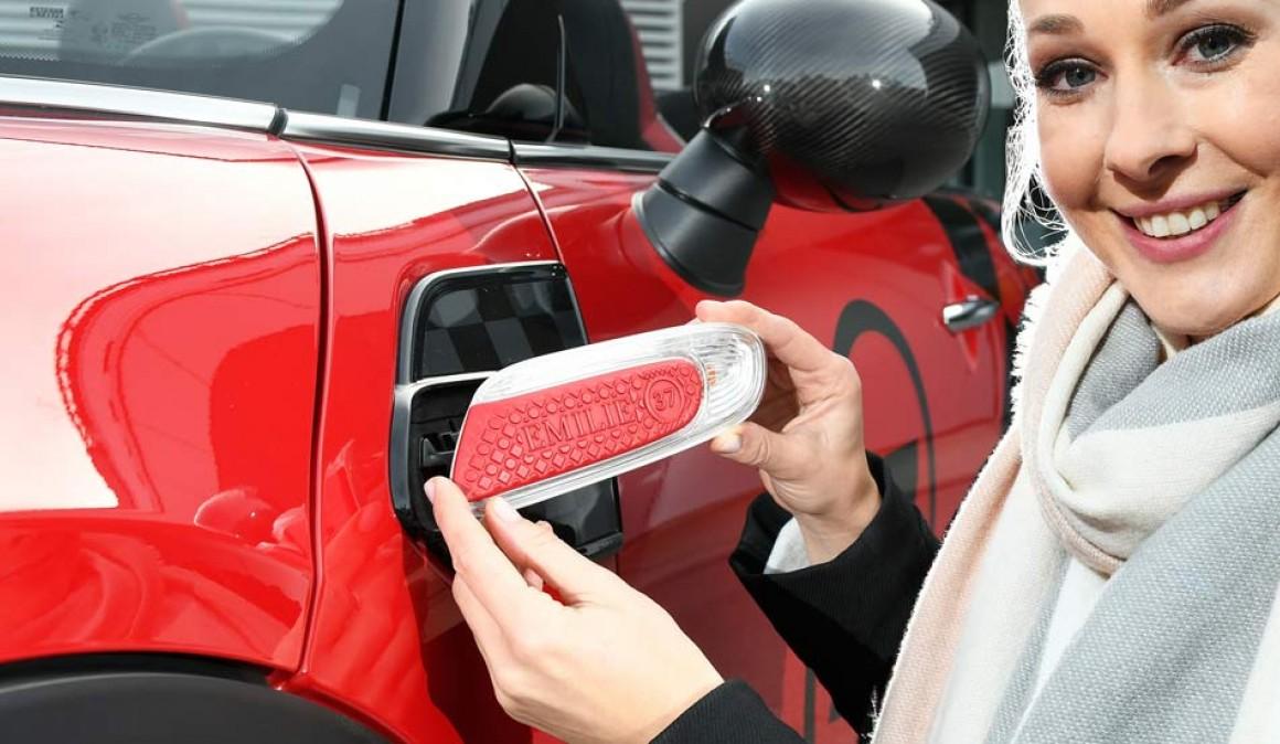 MINI te permitirá personalizar tu vehículo con componentes de impresión 3D