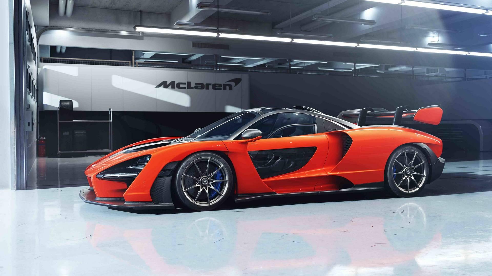 McLaren ya prueba un superdeportivo eléctrico... sí, es lo que estás pensando