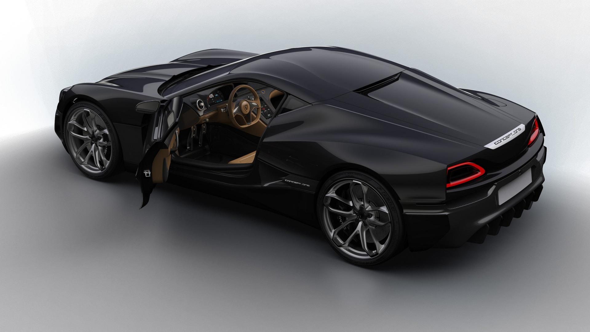 Rimac prepara un serio rival del nuevo Tesla Roadster, ¿llega una nueva era?