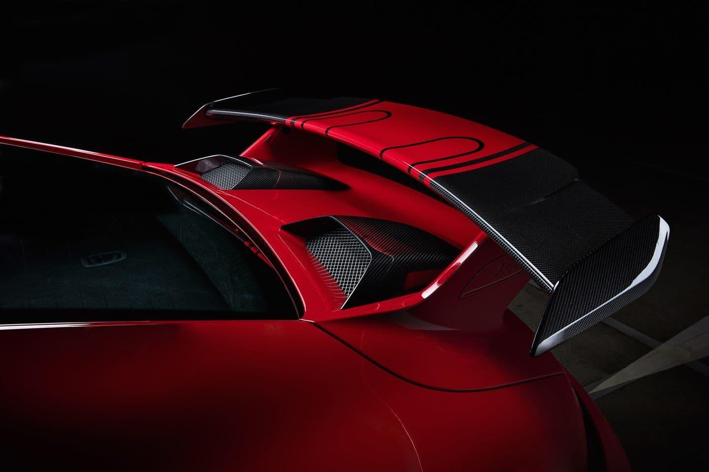 TechArt mejora el nuevo Porsche 911 GT3 a base de kilos de fibra de carbono