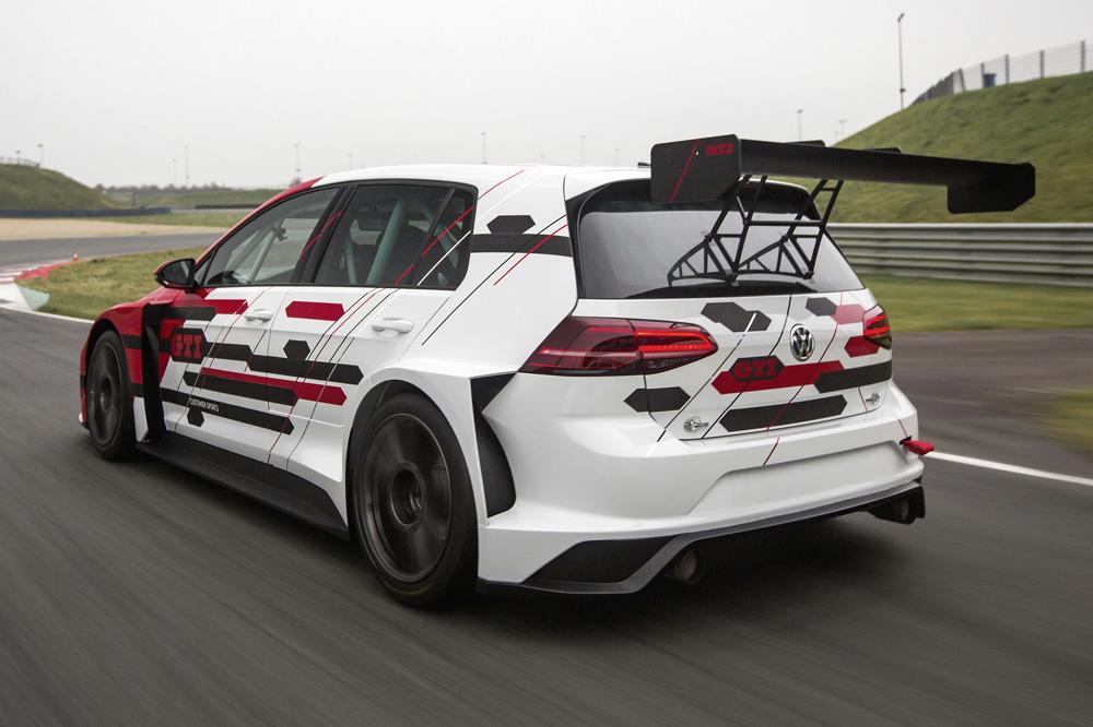 Volkswagen Golf GTI TCR 2018: El Golf más radical pasa por quirófano