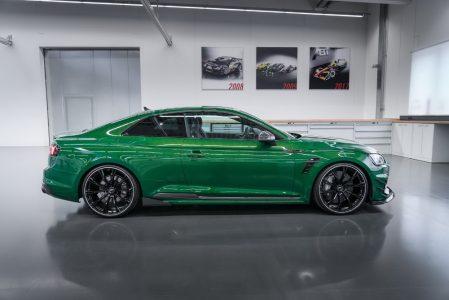 ABT Audi RS5-R, 50 unidades con 530 CV rumbo al Salón de Ginebra