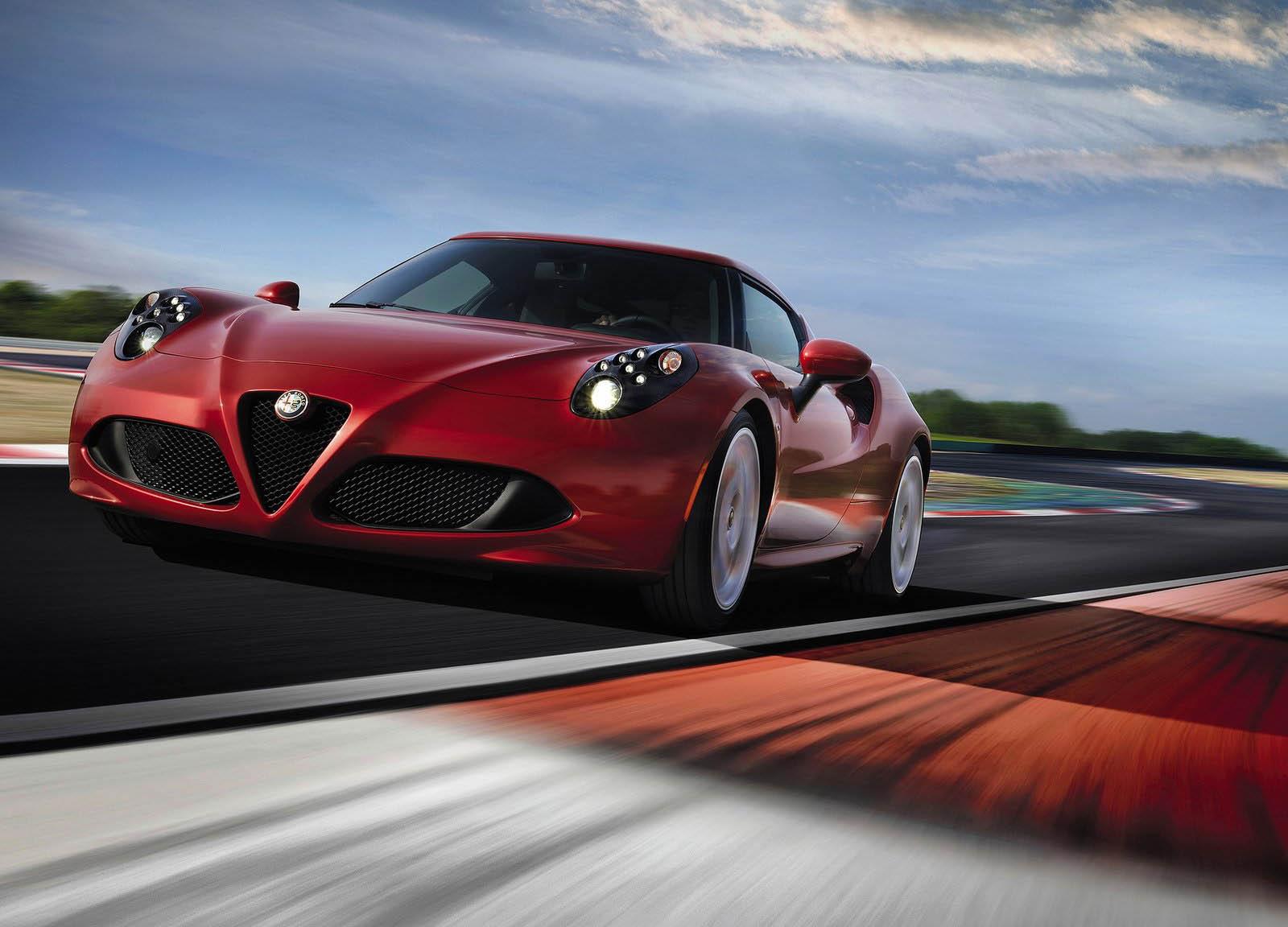 El sucesor del Alfa Romeo 4C será espléndido, ¡toma nota!