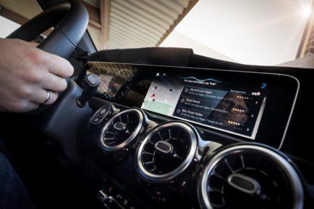 Así es el sistema de infoentretenimiento MBUX del Mercedes Clase A 2018