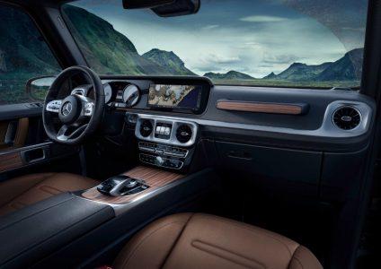 Así luce el nuevo Mercedes Clase G antes de su presentación en Detroit