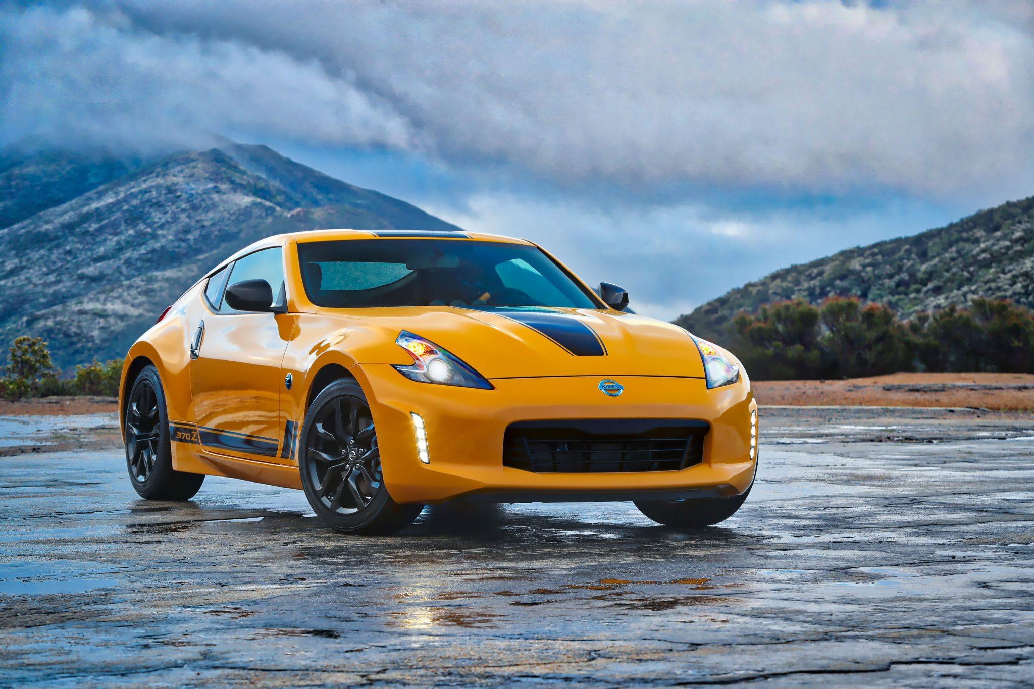 Nissan apostará por un Z eléctrico, ¡primeros datos!