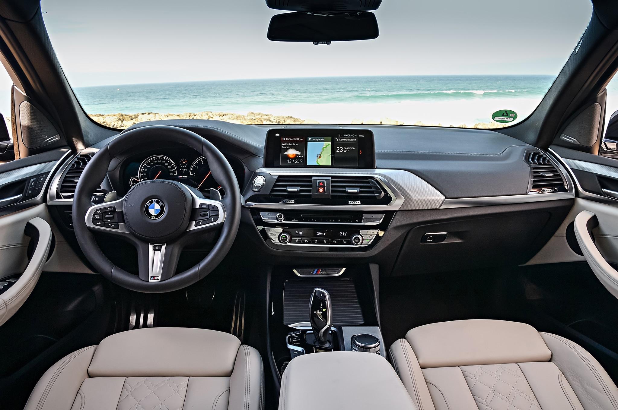 El BMW X3 2018 incorpora dos nuevos motores y más equipamiento