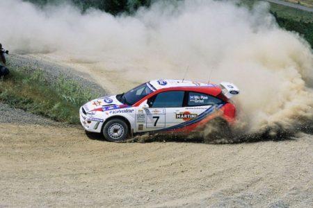 El Ford Focus WRC de 1999 de Colin McRae sale a subasta y ahora puede ser tuyo