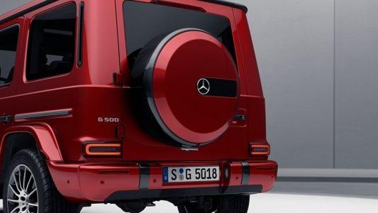 El Mercedes Clase G 2019 estrena el paquete 'Night'
