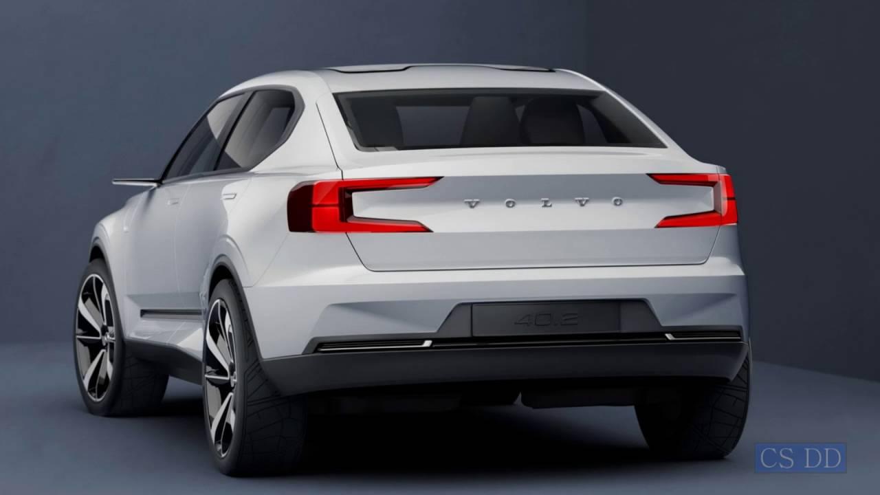 El primer eléctrico de Volvo toma forma: gran autonomía y aspecto de b-SUV