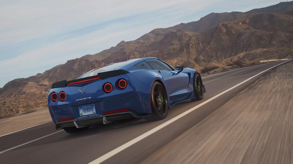 Genovation GXE: El Corvette eléctrico de 800 CV que romperá todos tus esquemas y alcanza los 354 km/h
