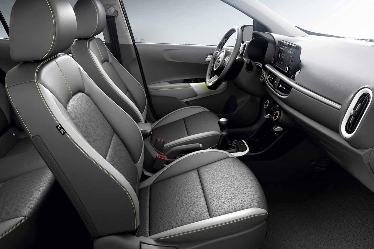 Kia Picanto X-Line: Llega la versión más campera