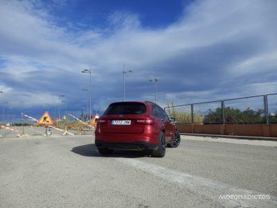 Mercedes Test Day 2017: Probamos la gama de modelos