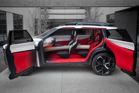 Nissan Xmotion Concept: Un SUV que anticipa el futuro de la marca