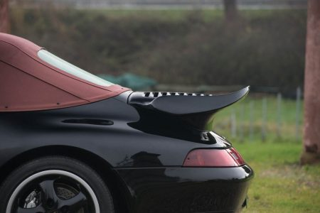 ¿Quieres hacerte con uno de los 14 Porsche 993 Turbo Cabrio? Ahora puedes, aunque no es nada barato