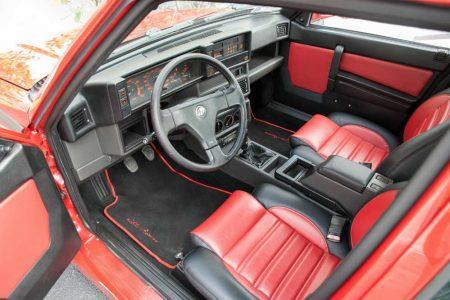 ¿Quieres un Alfa Romeo 75 Turbo Evoluzione? Ahora puedes hacerte con una de las 500 unidades