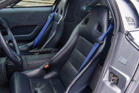Si no te llega para el Bugatti Chiron, este EB110 SS Prototype de 1993 es una excelente alternativa