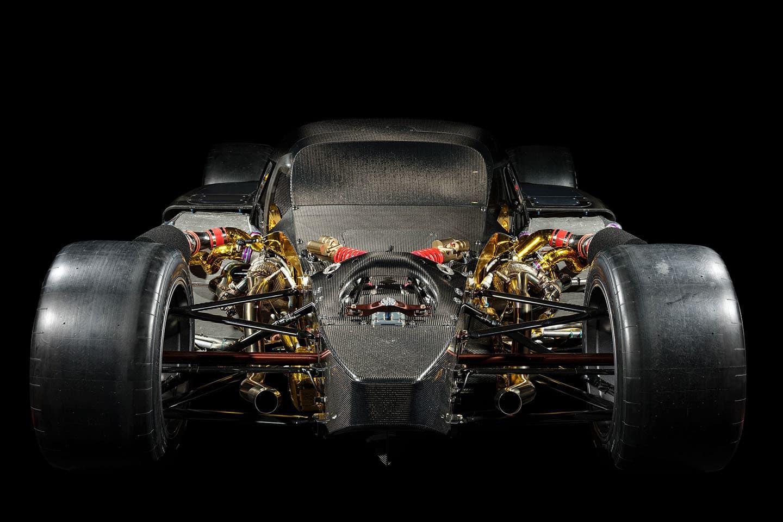 Toyota GR Super Sport Concept: Un prototipo de 1.000 CV pensado para calle