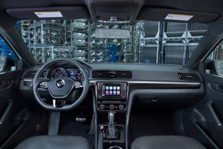 Volkswagen Passat GT 2018: Así es la versión más divertida de la berlina